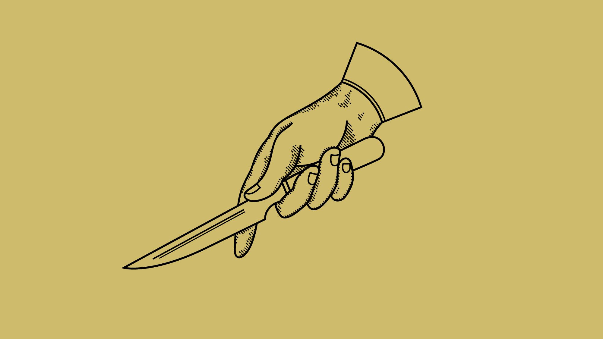 Hand Again