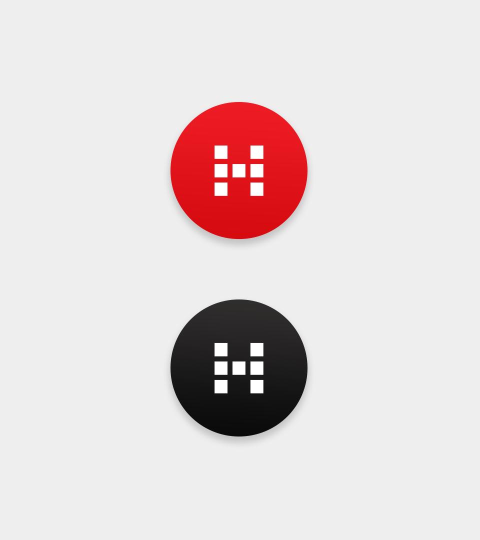 Hopscotch Buttons