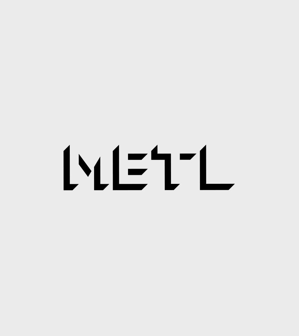 Metl Initials Horizontal