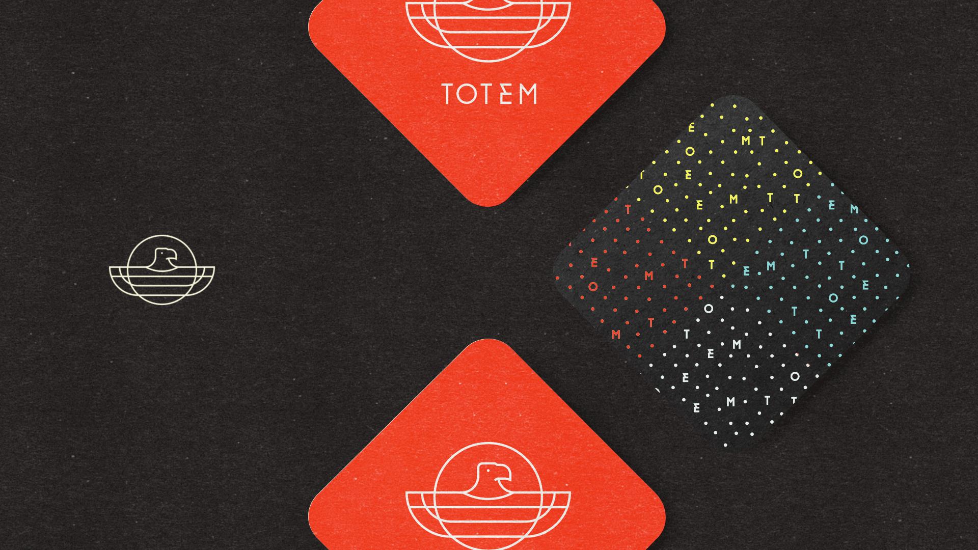 Totem Coasters