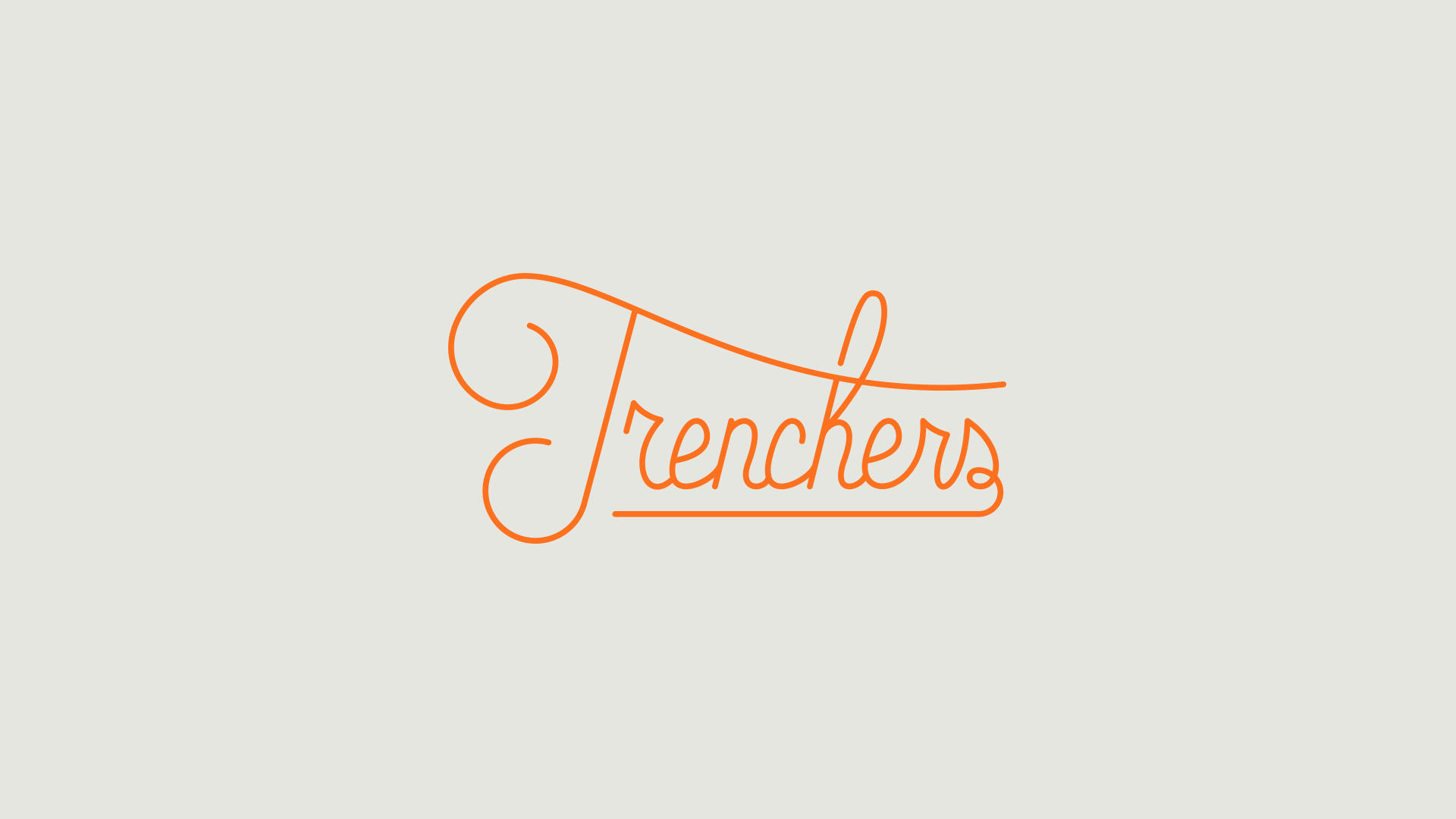 Trenchers Logo