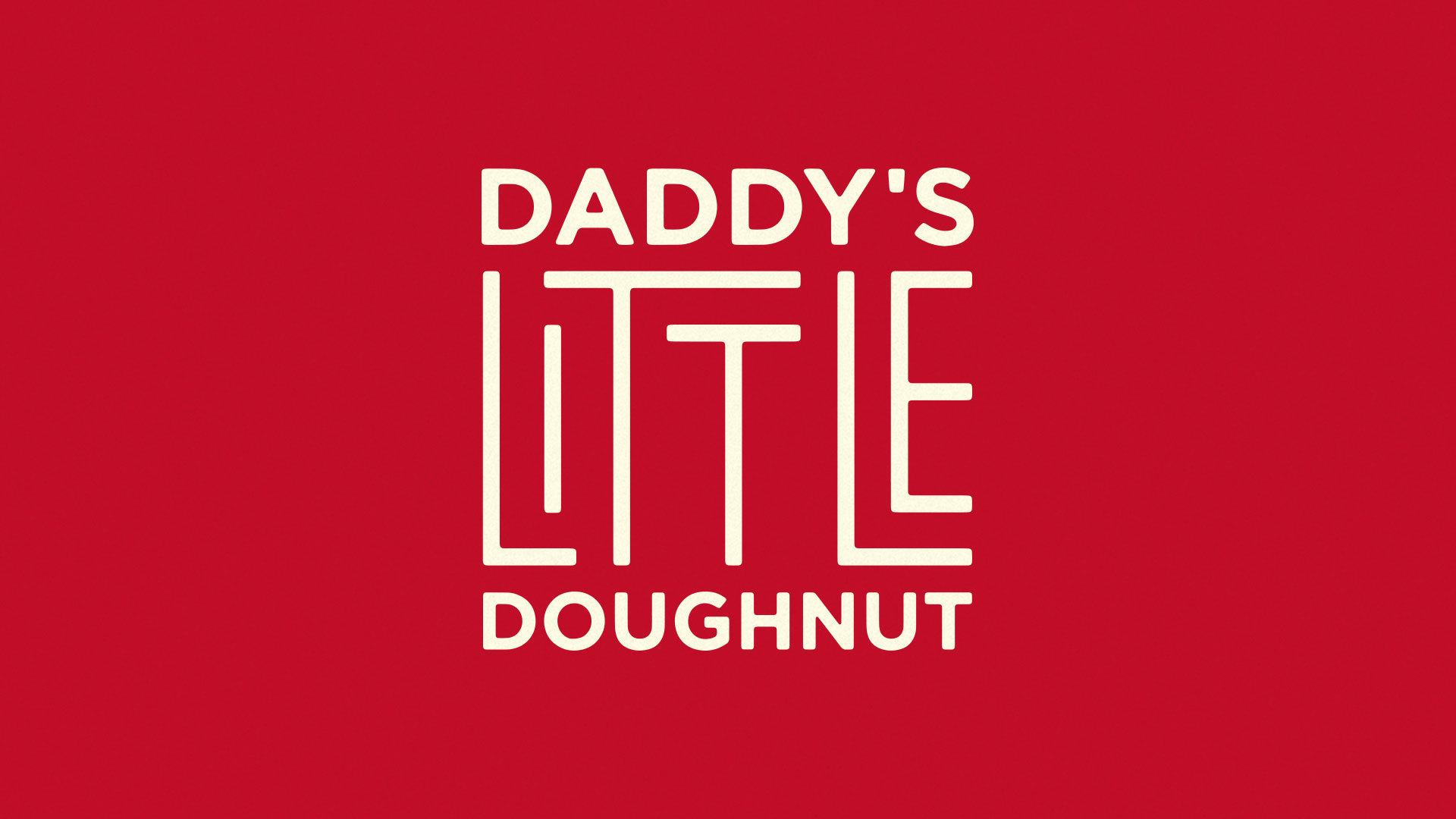 Krispykreme Daddys Doughnut