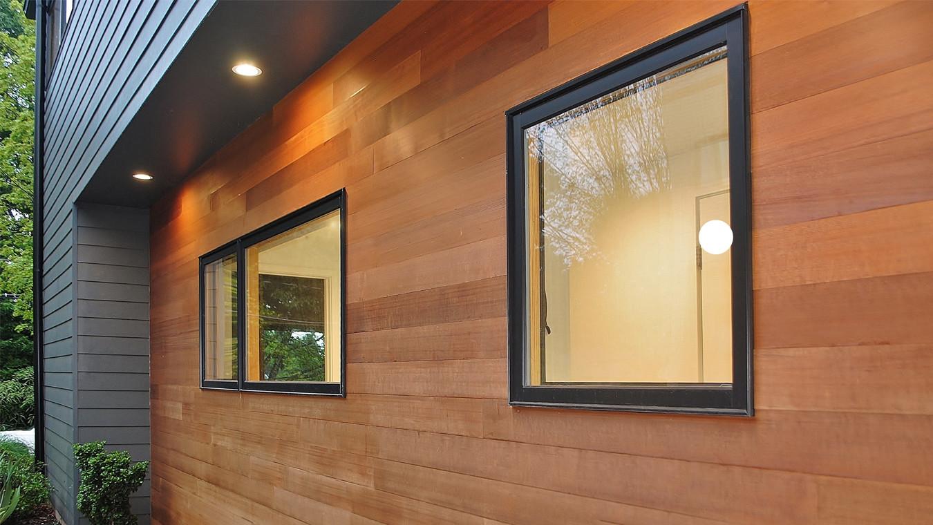 Cedar Detail