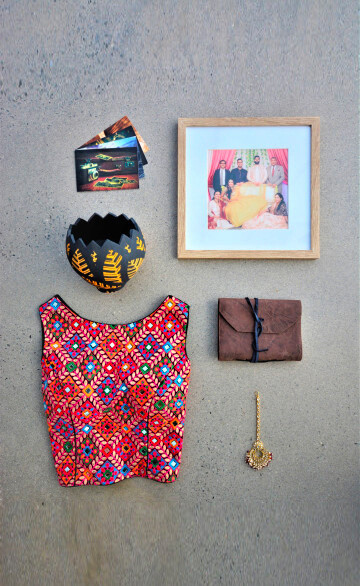 Purvaa stitch artifacts