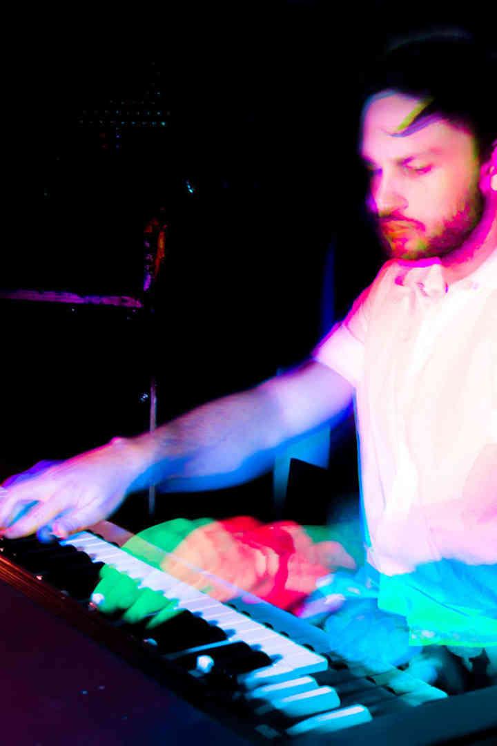 Sam Fribush Organ Trio featuring Charlie Hunter