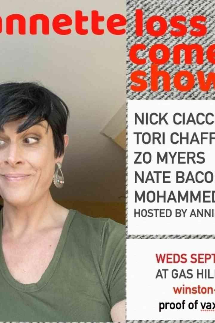 Annette Loss Comedy Showcase