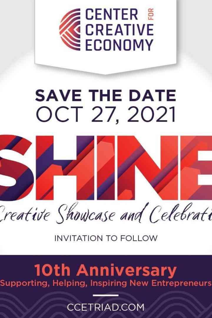 SHINE - A Creative Showcase and Celebration