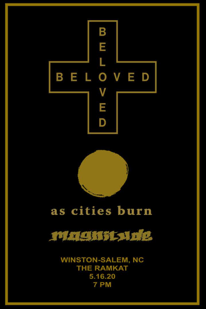 Beloved | As Cities Burn | Magnitude