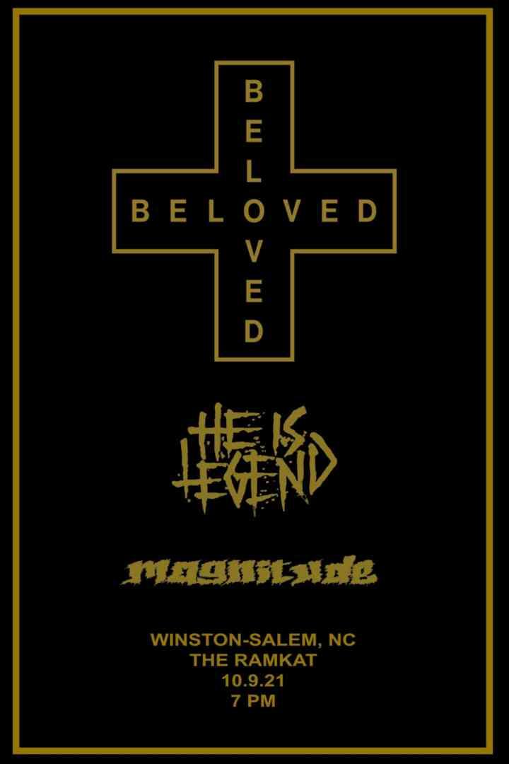 Beloved | He Is Legend | Magnitude