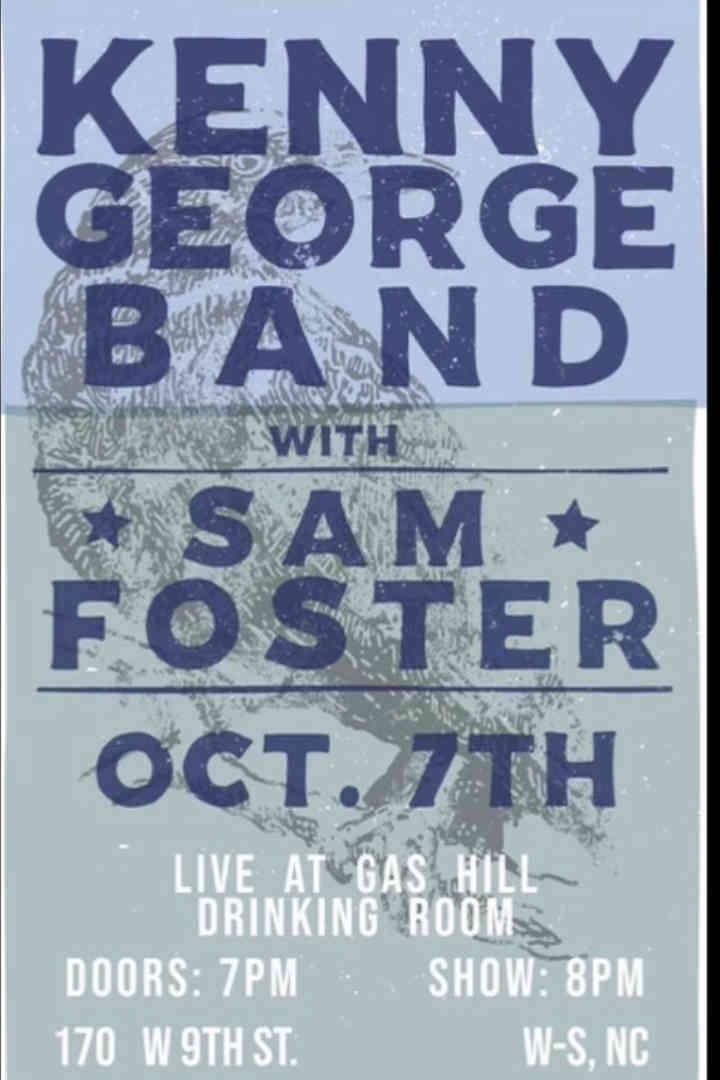 Kenny George Band | Sam Foster